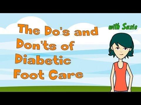 Why Can T People With Diabetes Soak Their Feet?