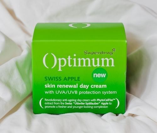 Superdrug Optimum Swiss Apple Cream