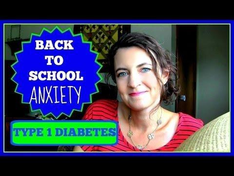 Type 1 Diabetes And Anxiety Disorders