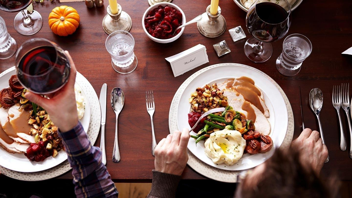 How I Stay on Track With My Diabetes Diet During Holiday Meals   Everyday Health