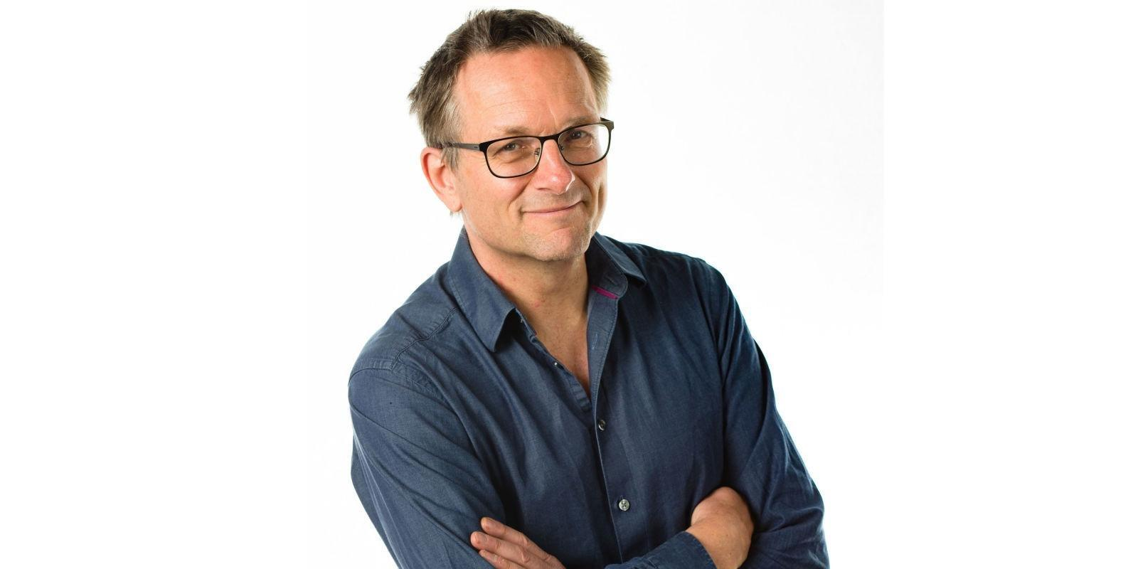 Dr Michael Mosley Reveals All About The 8-week Blood Sugar Diet