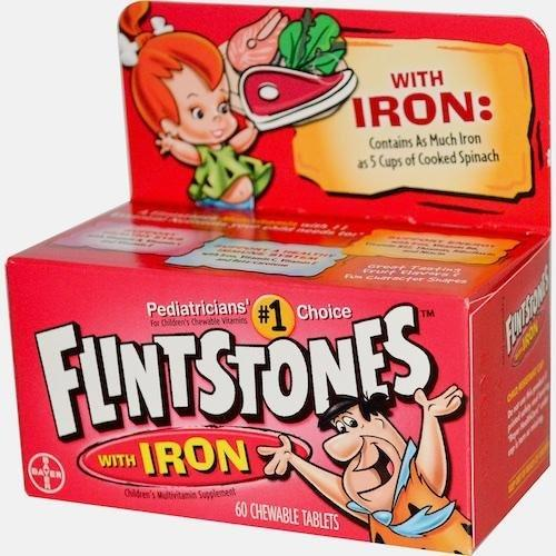 Most People with Diabetes Should Stop Iron Supplements