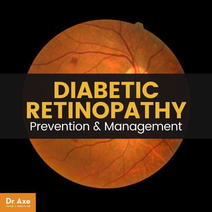 Reverse Diabetic Eye Damage