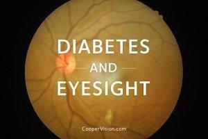 Diabetes Eyesight
