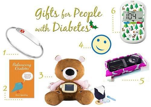 Gift Ideas For People With Diabetes.