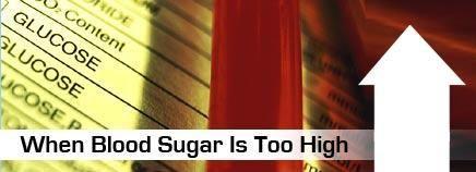 How High Can Blood Sugar Go Before Hospital
