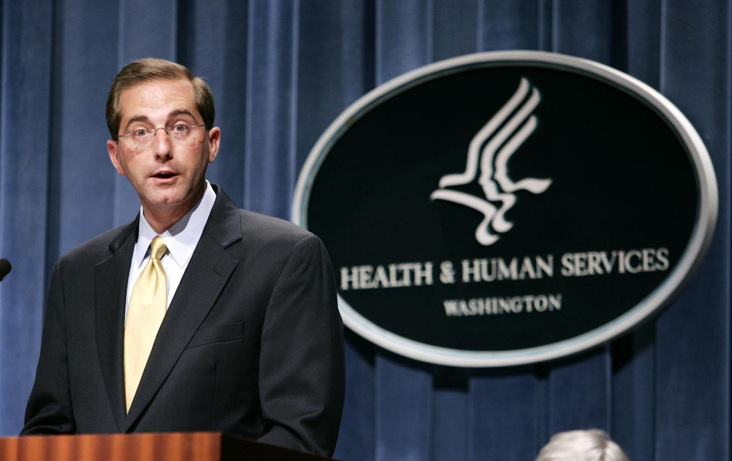 Alex Azar, Trump's HHS Pick, Has Already Been a Disaster for People With Diabetes