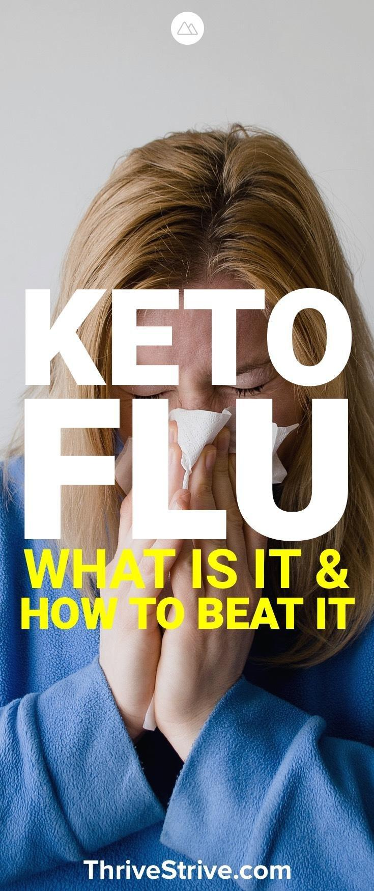 Keto Flu: What It Is And How To Beat It The Healthy Way