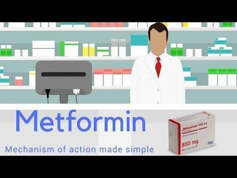 Metformin Contraindications Liver