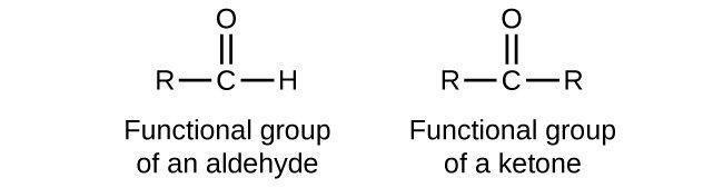 Ketone General Formula