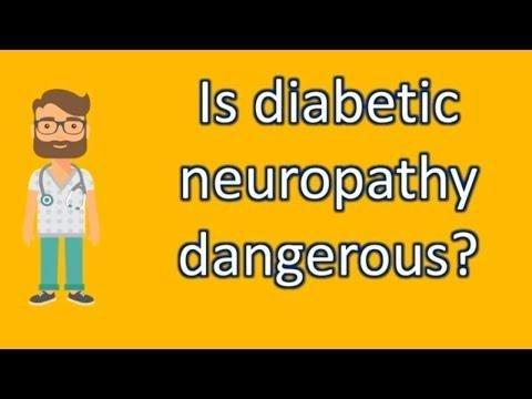 Nerve Damage From Diabetes Can Cause