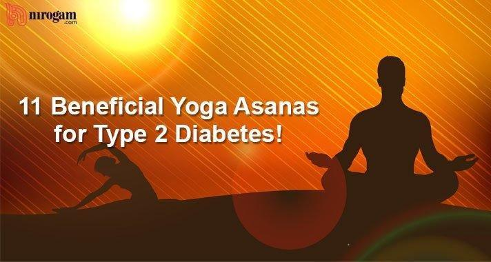 Yoga Asanas For Diabetes Control