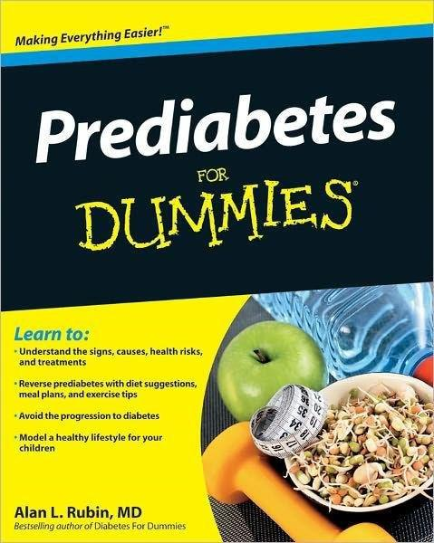 Prediabetes For Dummies