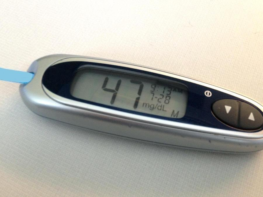 Losing Weight While Taking Insulin