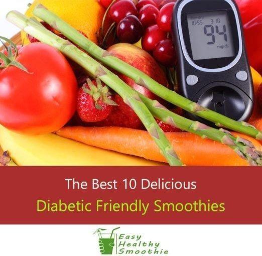 Homemade Shakes For Diabetics