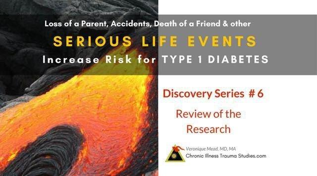 #6 Trauma Triggers Type 1 Diabetes (a Research Review)
