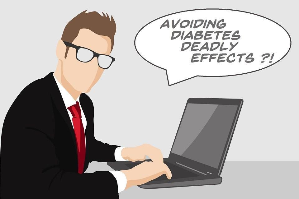 Avoid Diabetes Deadly Effects – By Early Action