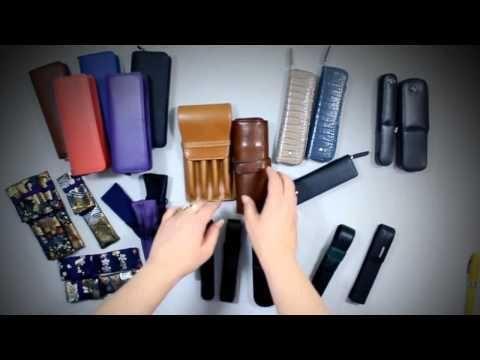 Insulin Pen Case Leather