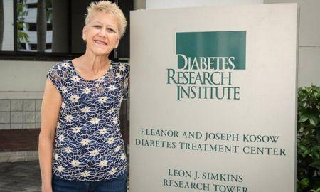 woman cured of type 1 diabetes