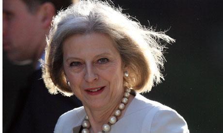 Theresa May Diabetes