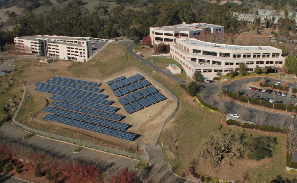 Solarcraft Completes 321-kw Installation At Medtronic Santa Rosa Campus