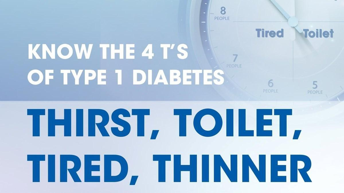 """it's About Time"" We Knew The Early Signs Of Type 1 Diabetes"