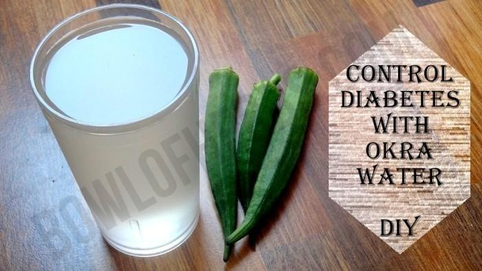 How To Control Diabetes With Okra (lady's Finger) Water – Diy