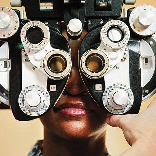 Diabetes Patients On Medicare Lack Eye Exams