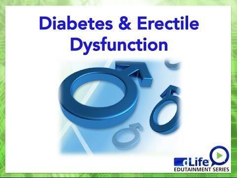 Diabetes And Ed