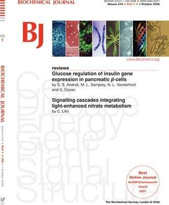 Glucose Regulation Of Insulin Gene Expression In Pancreatic Β-cells