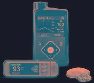 Medtronic 630g Insulin Pump