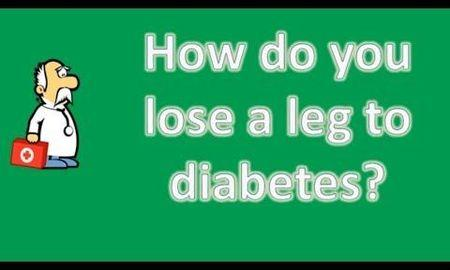 How Do Diabetics Lose Their Feet?