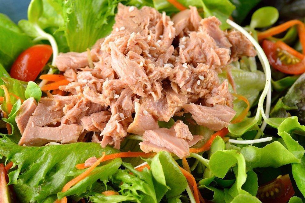 Tangy Tuna Salad Recipe For Diabetics