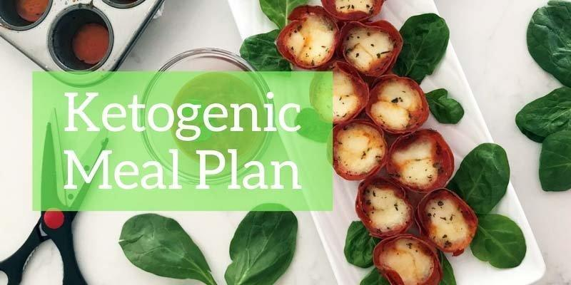 Ketogenic Meal Plan (with Recipes & Grocery List)