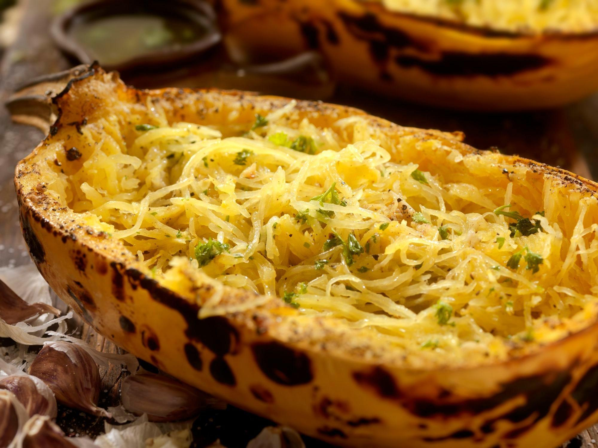 Calories In Spaghetti Squash And Its Health Benefits