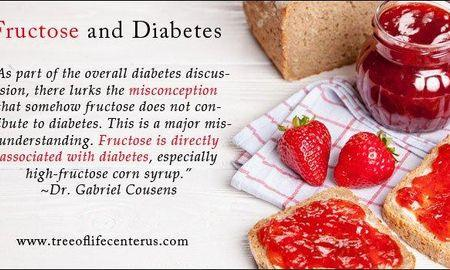 Fructose Cures Diabetes