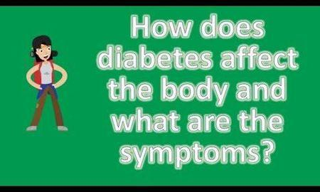 How Does Diabetes Affect The Heart