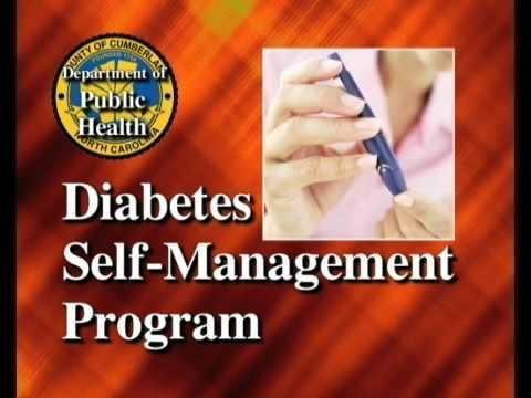 Self Management Diabetes