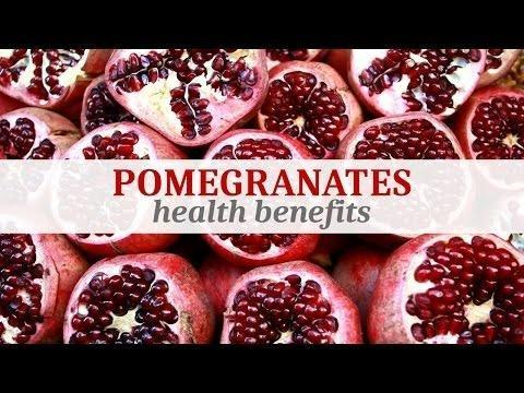 Pomegranates For Health | Diabetic Connect