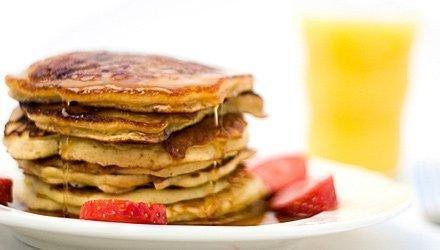 Diabetic Golden Multigrain Pancake Recipe