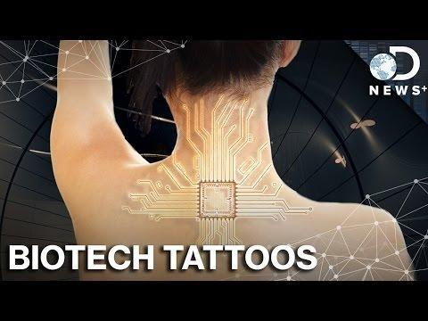 Diabetic Tattoo Changes Color