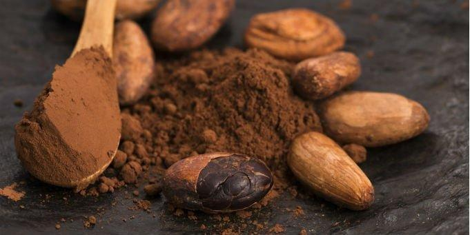 The Real Difference Between Cacao And Cocoa