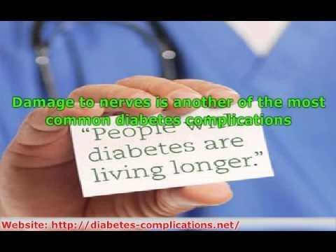5 Common Type 1 Diabetes Complications
