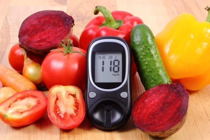 Diabetes and Nutrition