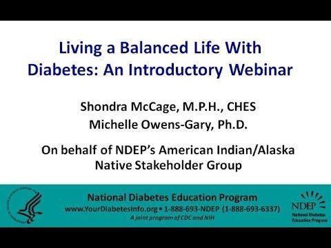 Cdc Diabetes Education