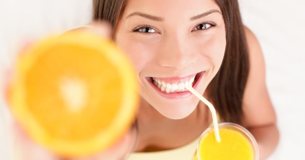 Vitamin C And Glucose Structure