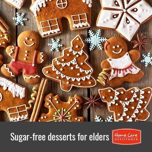 Diabetic Christmas Desserts