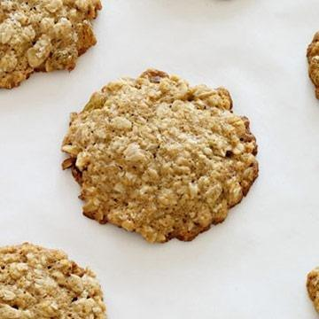 Sugar-free Coconut Oatmeal Raisin Cookies