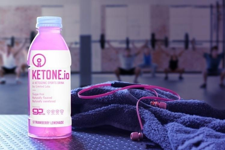 Start-up Bets On The Keto Movement With Ketone.io Sports Drink