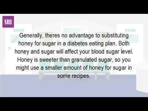 Should Diabetics Eat Honey